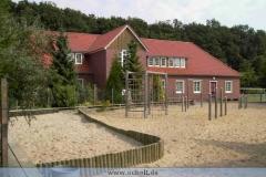 Jugendheim Spielplatz